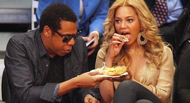 Beyonce Nando's