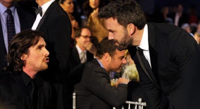 Christian Bale Ben Affleck