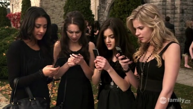 Funeral Texting