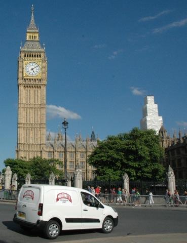 Marmite Big Ben
