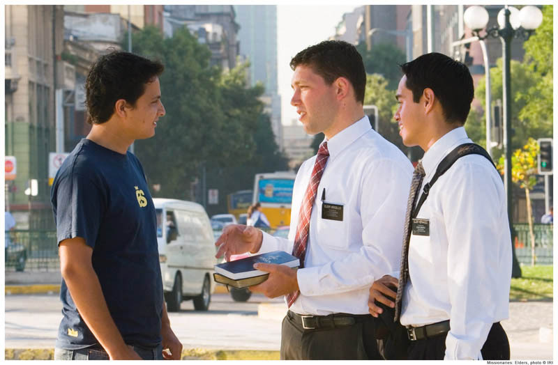 Mormon Missionaries USA