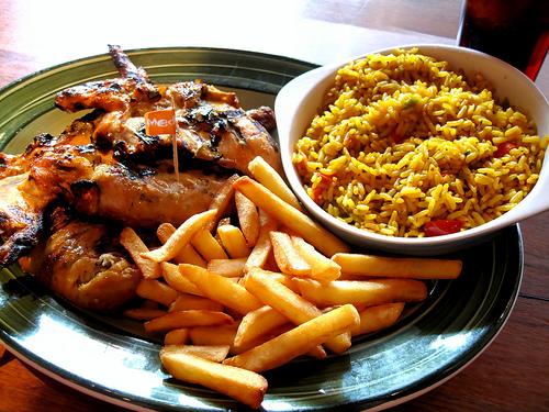 Nando's Food