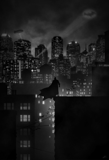 Superhero Noir 10