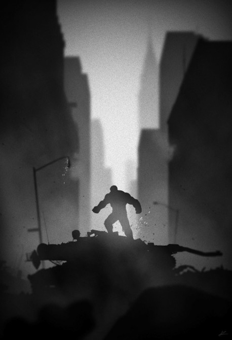 Superhero Noir 3