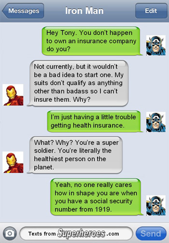 Text From Superheroes 2