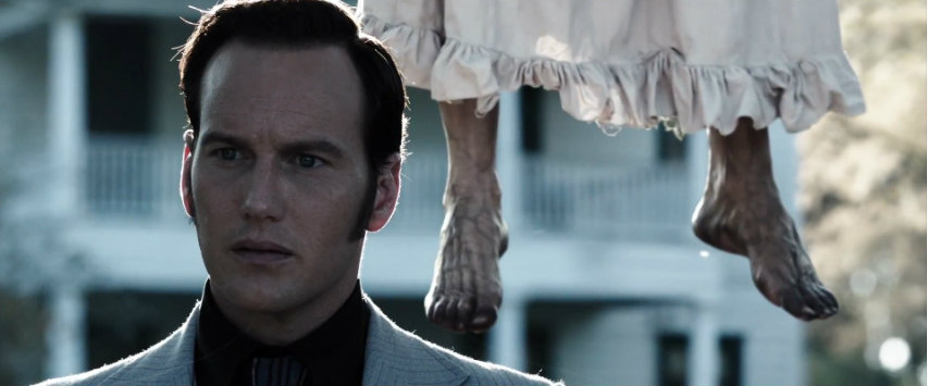 The Conjuring Hanging