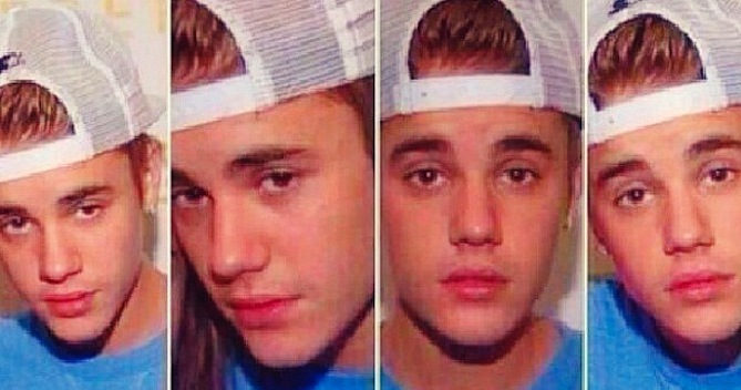 BIEBER STONED