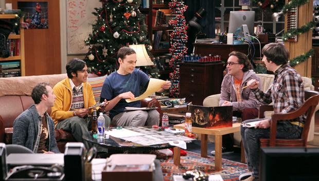 The Big Bang Theory Dungeons and Dragons