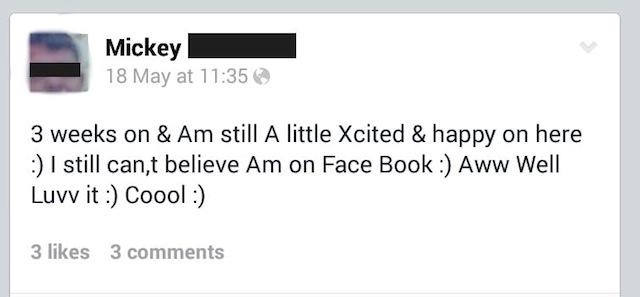 Boring Facebook