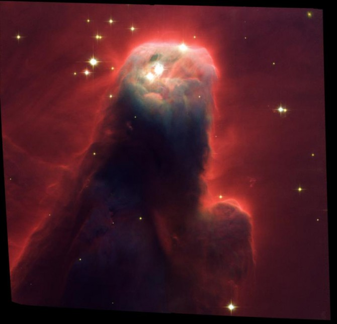 jesus seen by hubble - photo #16