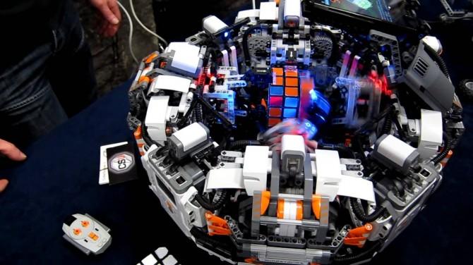 Cubestormer Rubik's Cube Solver