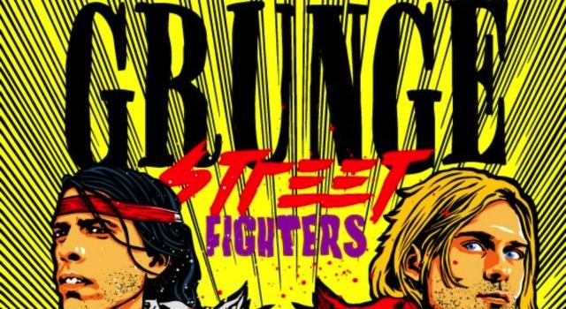 Grunge Street Fighter