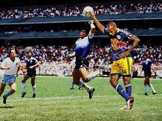 Henrying Hand Of God