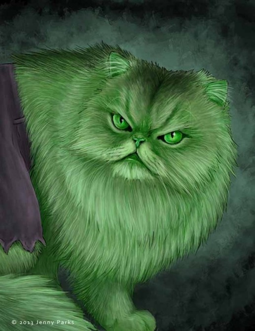 Hulk Catvengers