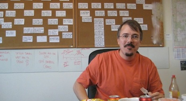 Inside Breaking Bad Writer's Room