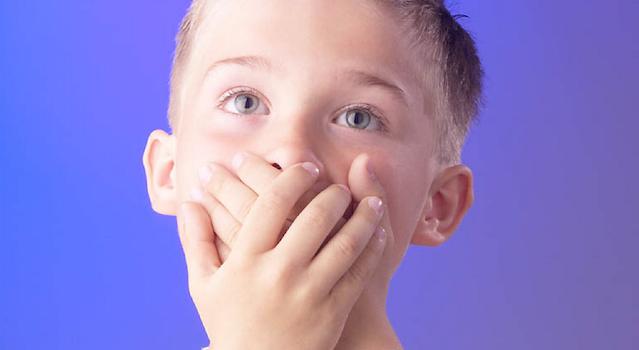 Kid Finds Mom's Dildo