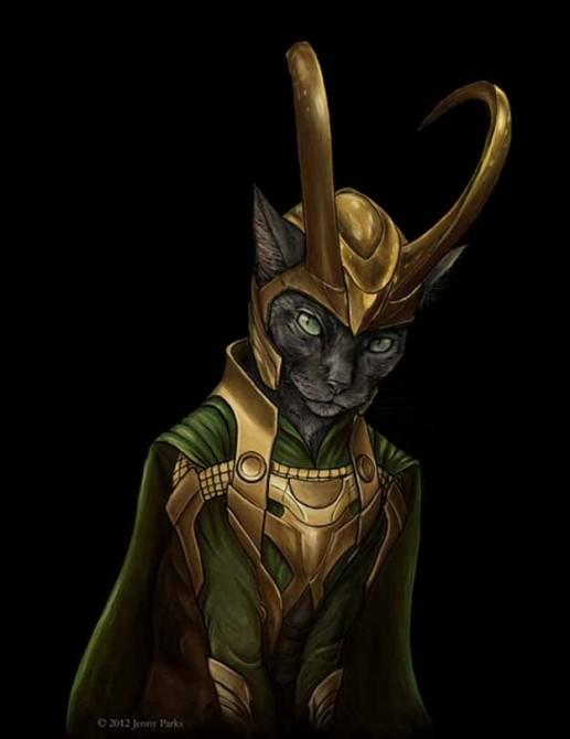 Loki Catvengers