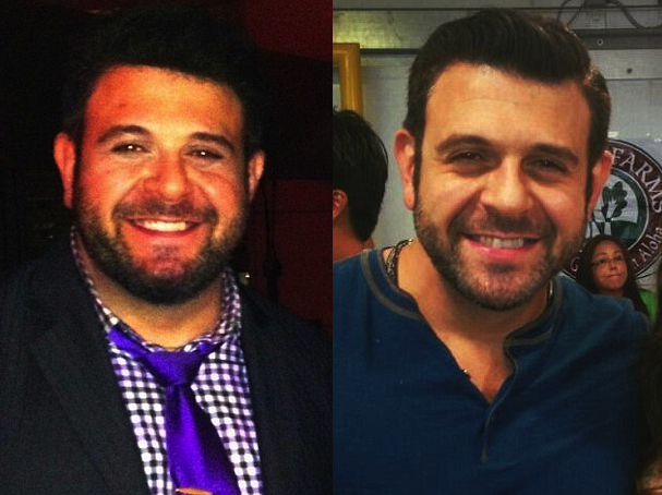 Man VS Food Loses Weight 2
