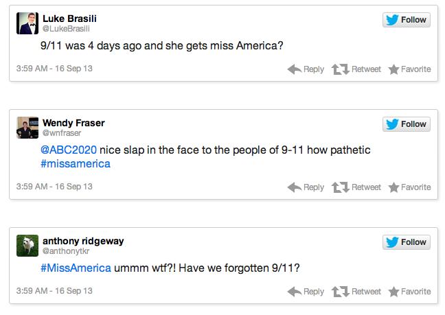 Miss America Tweets 6
