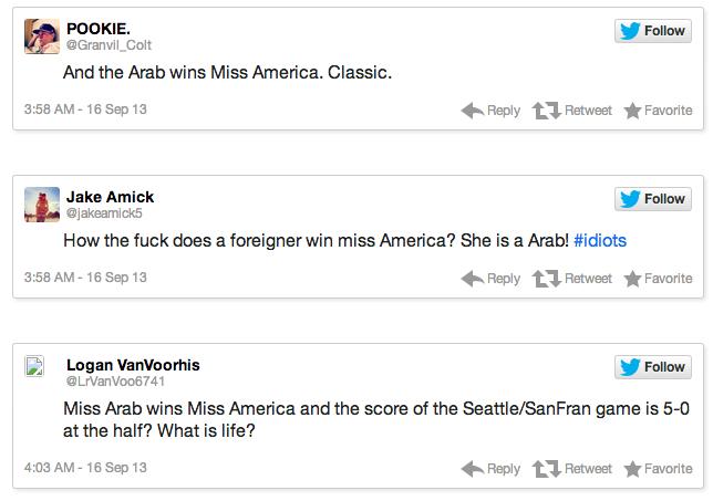 Miss America Tweets 4