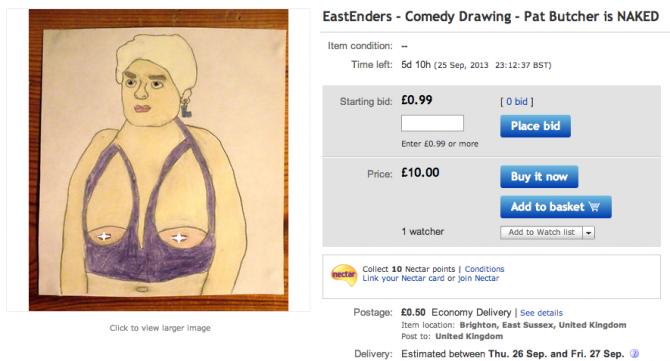 Weirdest eBay Account 20