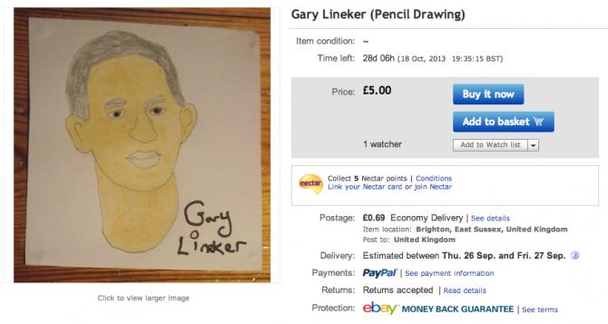 Weirdest eBay Account 19
