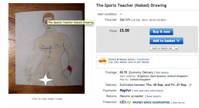 Weirdest eBay Account 18