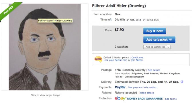 Weirdest eBay Account 16