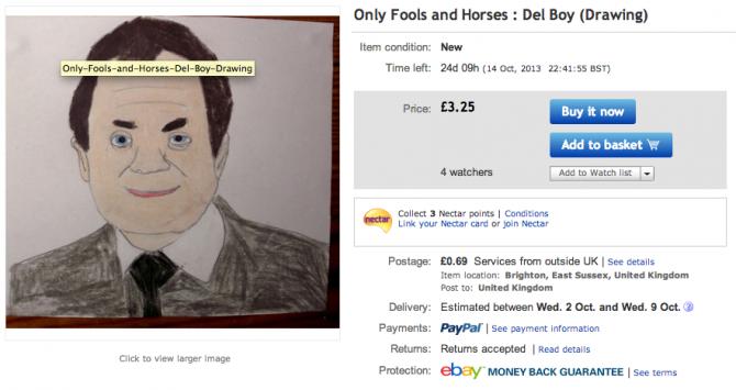 Weirdest eBay Account 15