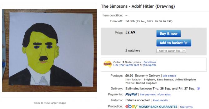 Weirdest eBay Account 13