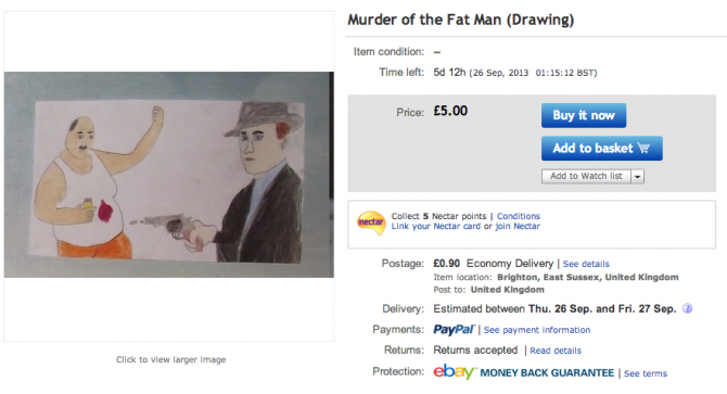 Weirdest eBay Account 12