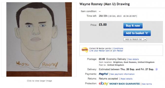 Weirdest eBay Account 11