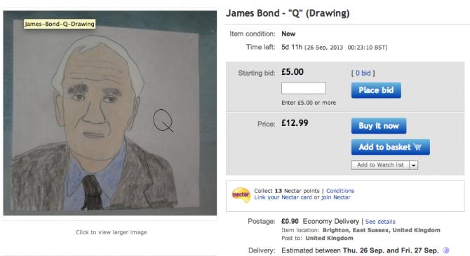 Weirdest eBay Account 10