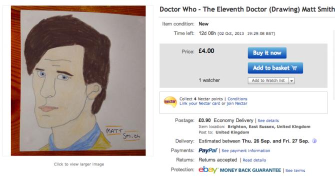 Weirdest eBay Account 9