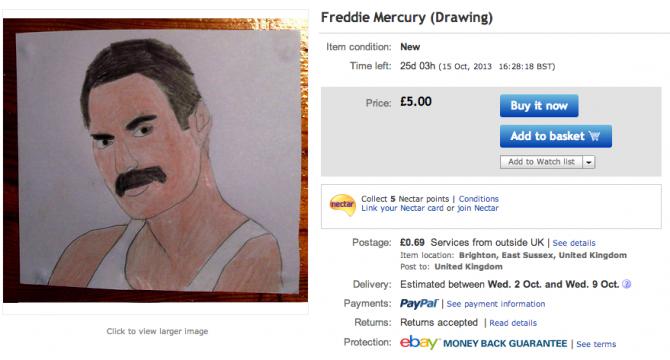 Weirdest eBay Account 8