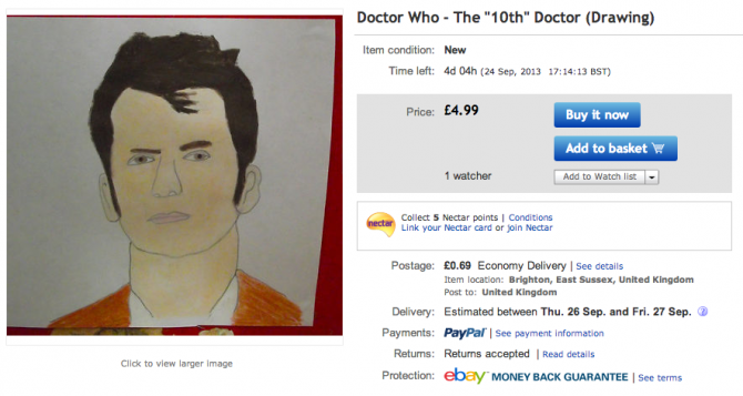 Weirdest eBay Account 6
