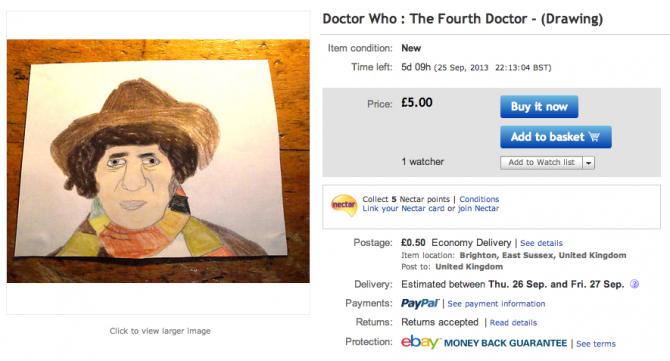 Weirdest eBay Account 4