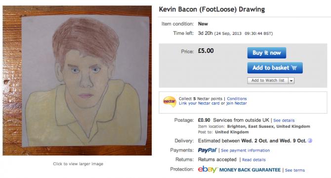 Weirdest eBay Account 2
