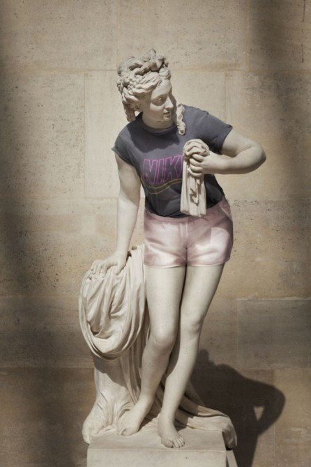 Sculptures Dressed As Hipsters 3