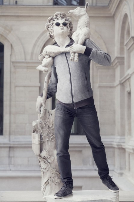 Sculptures Dressed As Hipsters 6