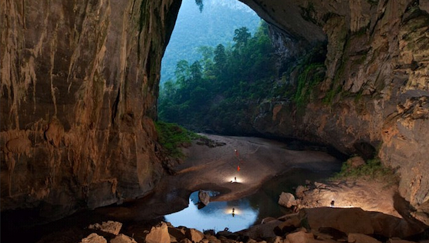 Son Doong Cave Featured
