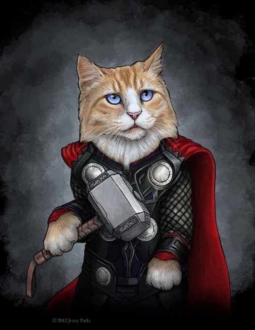 Thor Catvengers