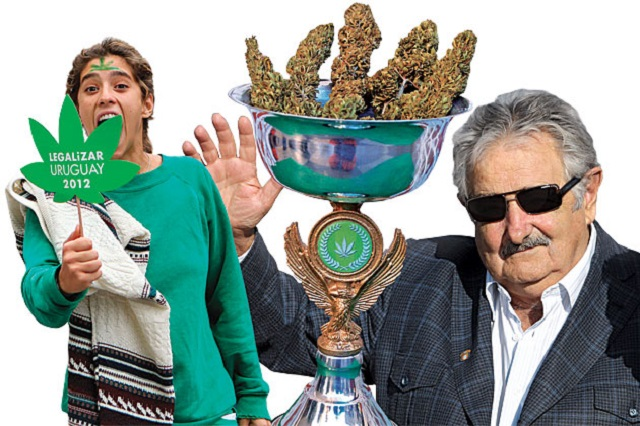 Uruguay to become first nation to legulate marijuana market