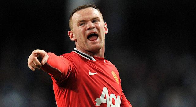 Wayne Rooney Head Injury