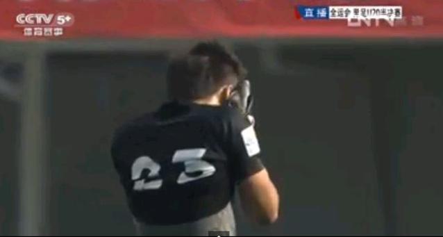 Xinijang v Liaoning Own Goal