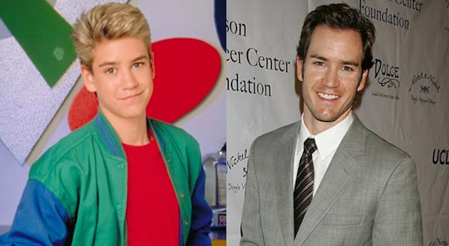 Zack Morris Then And Now