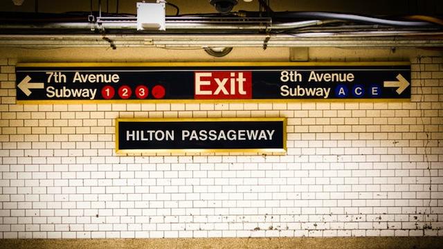 cosmo subway