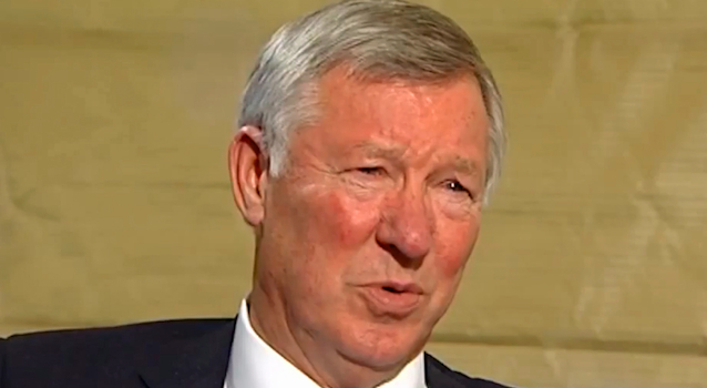 Alex Ferguson Jon Snow