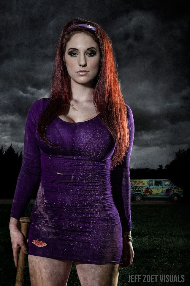 Awesome horror photographs of the scooby doo gang page 3 - Personnage de scoubidou ...