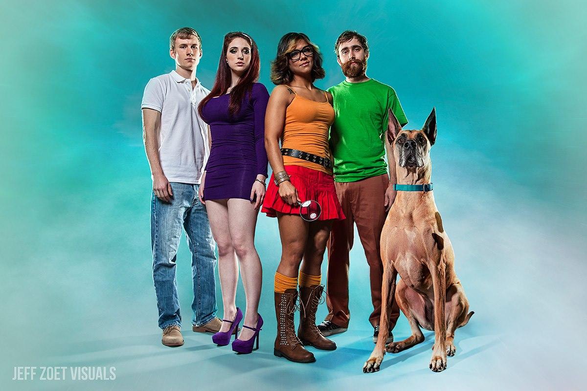Badass Scooby Doo 33